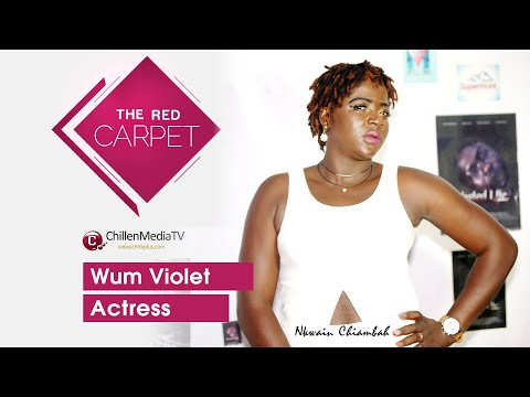 Wum Violet On The Red Carpet CMTV | Wasted Years Movie Premier