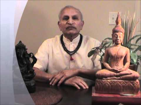 Yogi Shanti Desai explains the difference between happiness and bliss.wmv