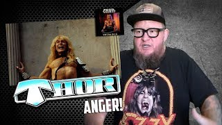 """Baixar Reaction to Jon Mikl Thor (THOR)  - """"ANGER"""""""