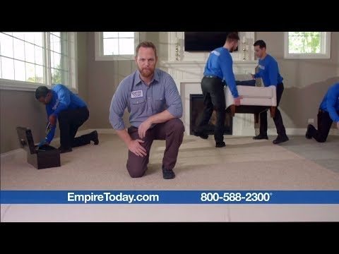 Empire Man 2017 - Empire Makes Getting Beautiful New Floors Easy!