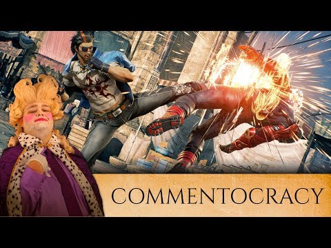 Juggling In Fighting Games Is Low & Lazy (Commentocracy)