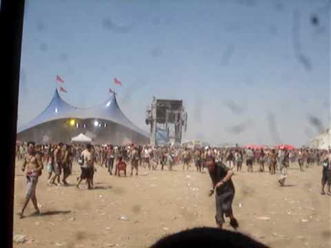 Monegros Desert Festival 2010 — Fraga — Ben Sims Finish…………………