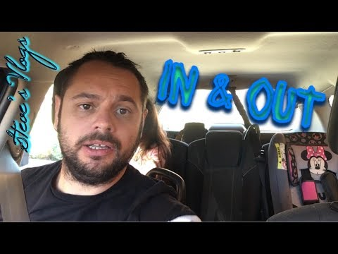 In & out | Steve's Vlogs
