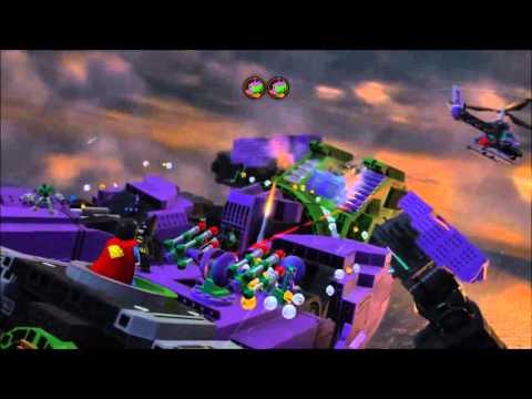 LEGO Batman 2 - Part 10: Down to Earth