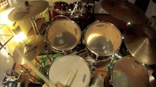 In my place - DRUMS ONLY