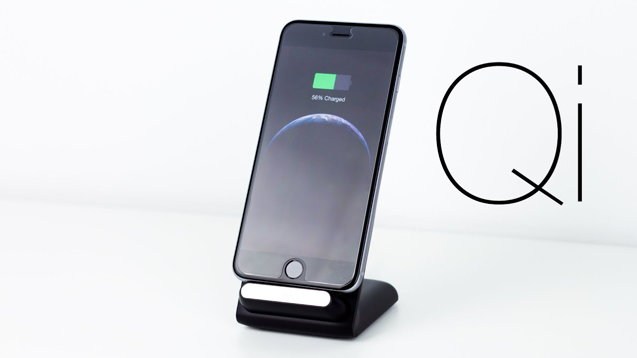 Iphone Cordless Charger Wireless Charging For Iphone 6s 6s Plus Iphone 7 7 Plus 6 6 Plus