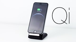 Wireless Charging For The iPhone 6s & 6s Plus/6 & 6 Plus: Newisdom Wireless Charging Kit Review