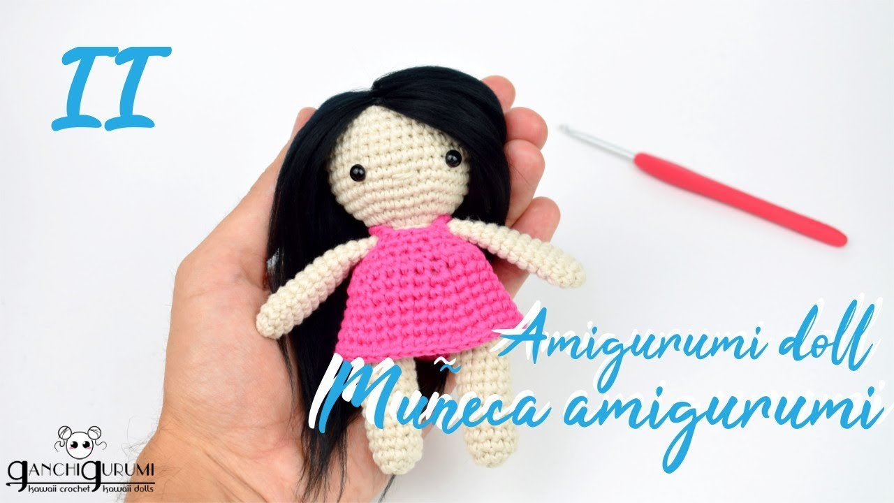 Conejita Amigurumi con Vestido | Muñecos de ganchillo, Muñeca ... | 720x1280