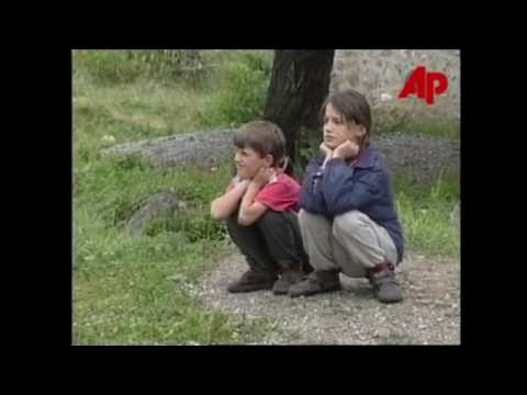 Serbia's Genocide in Kosovo - Albanian Population (Reason why NATO intervened)