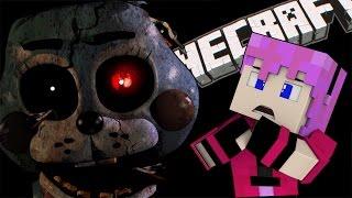 ЧТО ЕЁ ТАК МОГЛО НАПУГАТЬ??? - Прятки Minecraft 51