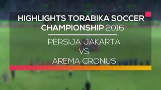 Video Gol Pertandingan Persija Jakarta vs Arema Cronus