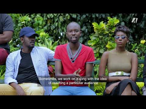 STORY OF MY SONG : REDEMPTION VOICE parle de leur nouvelle chanson Imbere n'inyuma