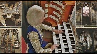 G.F. Handel, Hornpipe - Diane Bish
