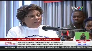Integração de saúde mental: Profissionais treinados no rastreio e diagnóstico de perturbaões mentais