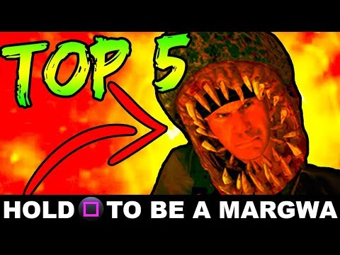 TOP 5 ZOMBIES EASTER EGGS THAT NOBODY DOES!! | CALL OF DUTY ZOMBIES thumbnail