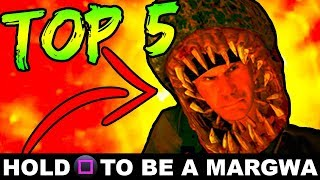 TOP 5 ZOMBIES EASTER EGGS THAT NOBODY DOES!! | CALL OF DUTY ZOMBIES
