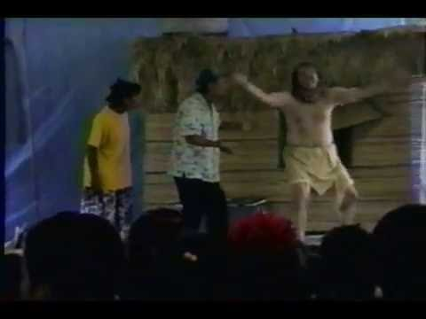 And the People Spoke Music - Namdrik Atoll 1996