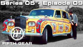 Fifth Gear: Series 5 - Episode 9