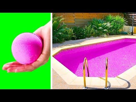 37 HARİKA YAZ FİKRİ    Plaj Ve Havuz Tüyoları, Kendi Yap Yazlık Giysiler
