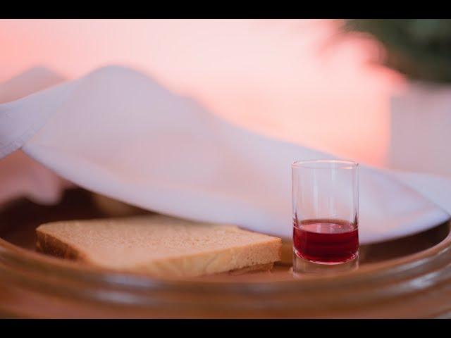 2020 06 07 - Communion
