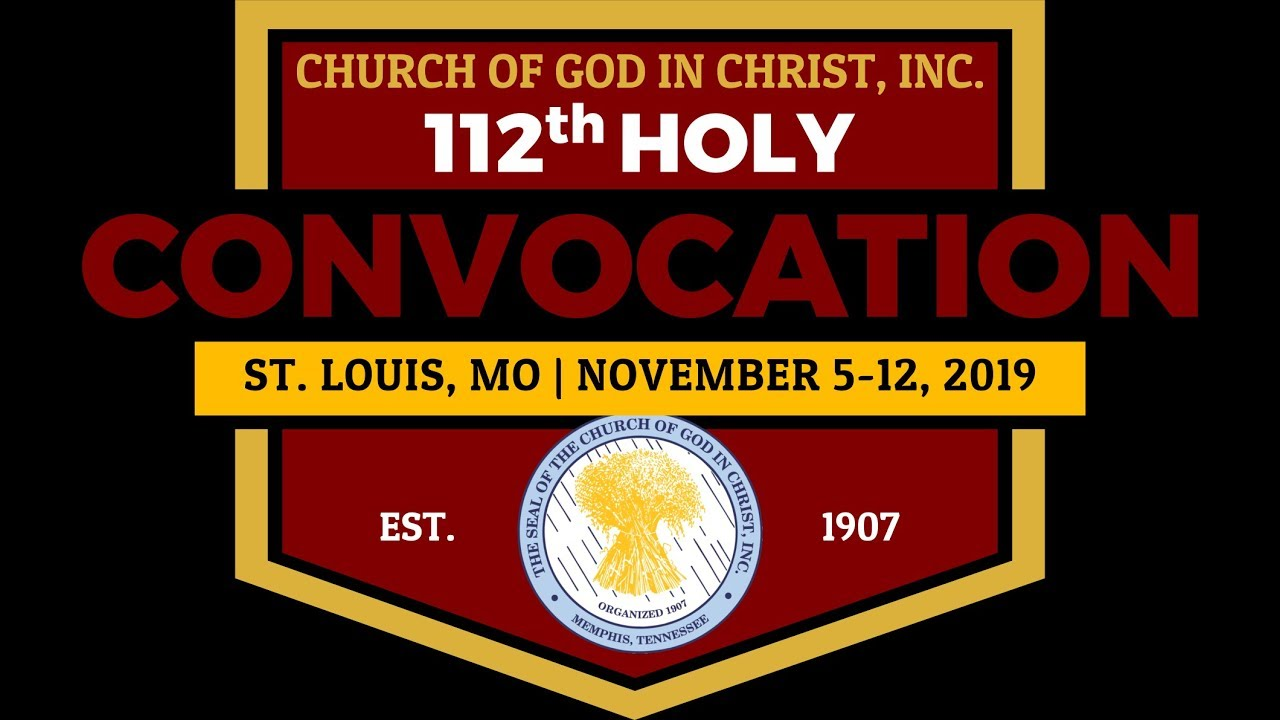 church of god in christ holy convocation 2020
