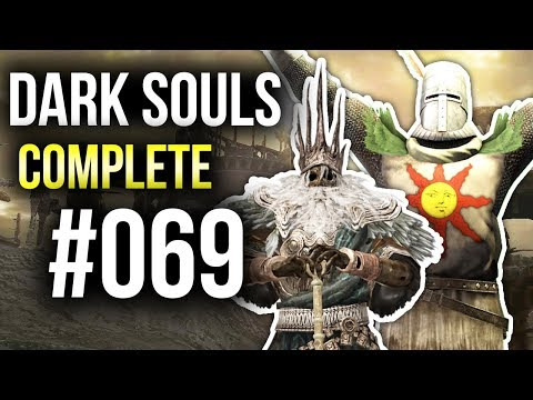 Dark Souls (~complete) #069 ⚔ Mit Solaire gegen Gwyn (FINALE) - Let's Play Dark Souls PC Deutsch