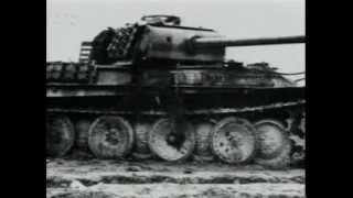 Tanky! Panzer V - Panther ( Nejlepší střední tank WWII , Dokument CZ )