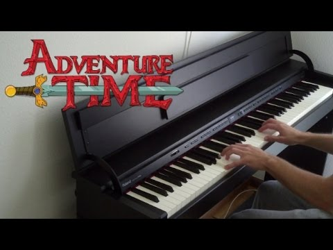 ADVENTURE TIME - Piano Medley (Best Of)