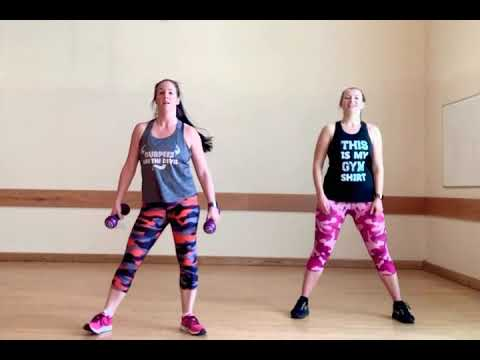 Zumba Toning - Legs - Eye of the Tiger