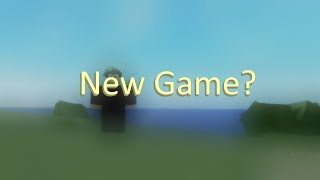 My New Game Development?! | Legacy Online