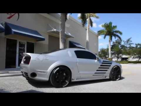 Ford Mustang Saleen S281 Sc Coupe Driving Emotions Youtube