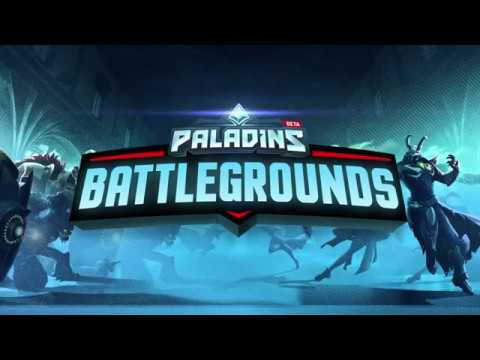 Paladins: Battlegrounds Announced, Merging Overwatch and PUBG
