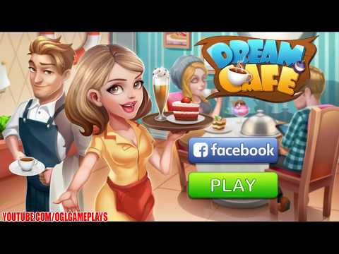 Dream Cafe -Match 3 Crush Gameplay (Android IOS)