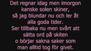 RMK feat Söder - Det Regnar I Stockholm