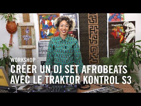 Native  Workshop: Créer un DJ Set Afrobeats avec Ka(ra)mi et Traktor Kontrol S3 | Native Instruments