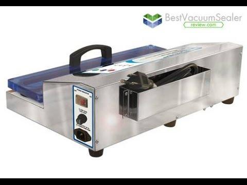 Weston 65 0201 Pro 2300 Vacuum Sealer Review