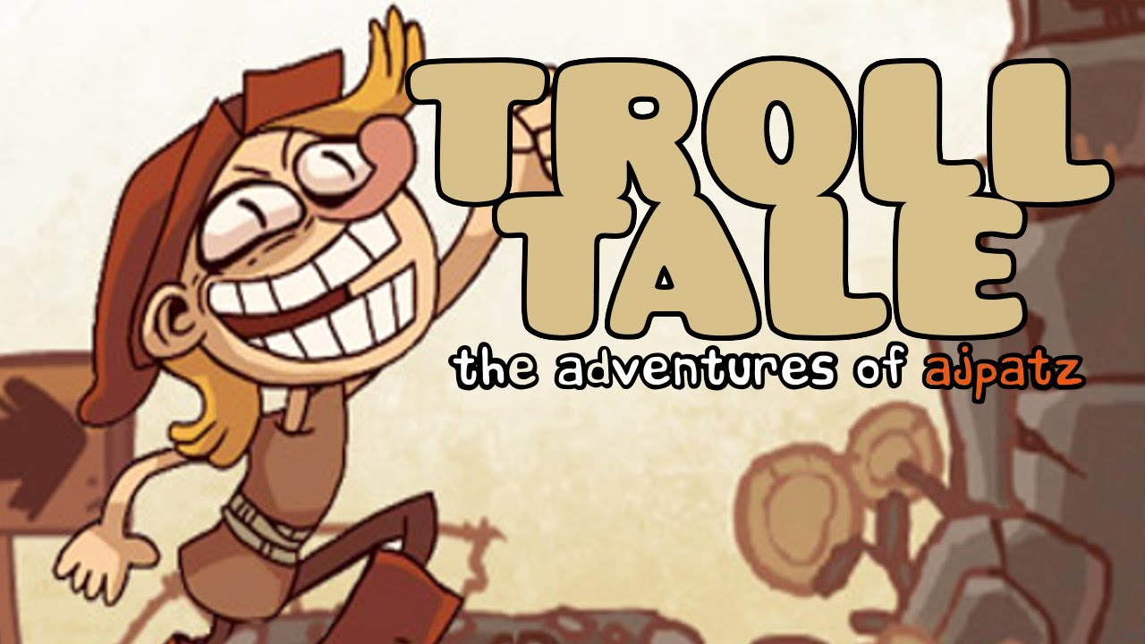 A Troll Is Born  Troll Tale  YouTube