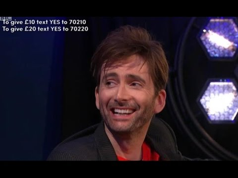 David Tennant's interview on Graham Norton's Big Chat Live   24th March 2017