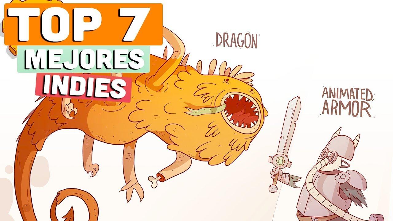 TOP 7 - MEJORES juegos INDIE de la SEMANA 2019 ????????| Semana 45 | PC/PS4/XONE/SWITCH