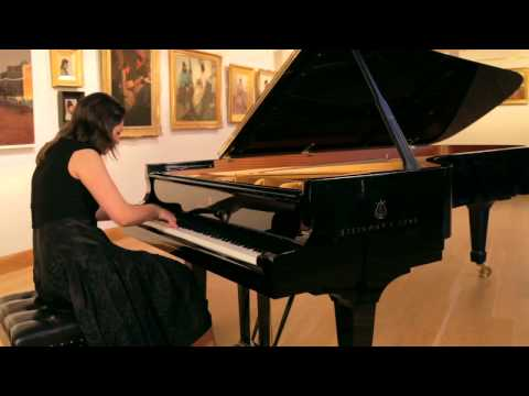 Alexandra Dariescu plays Chopin