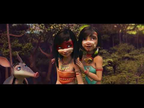 AINBO - DOBRI DUH AMAZONE | Trailer | 2021