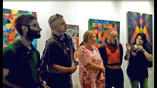 видео Выставка Алены Азерной. Анонс
