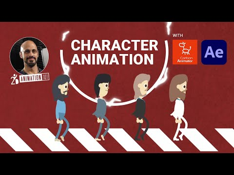 Why After Effects users makes Character Animation with Cartoon Animator - CTA x AE Intro