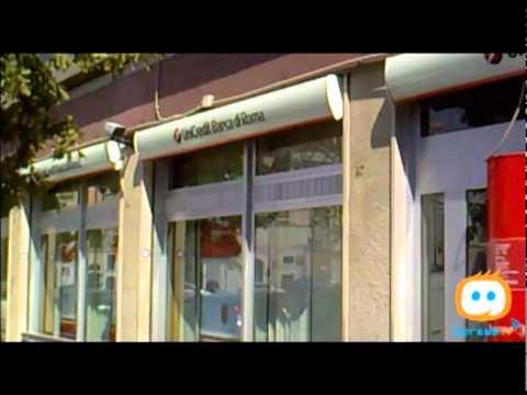 ANDRIA - Rapina Unicredit, sottratti circa 600 euro, ferito un impiegato
