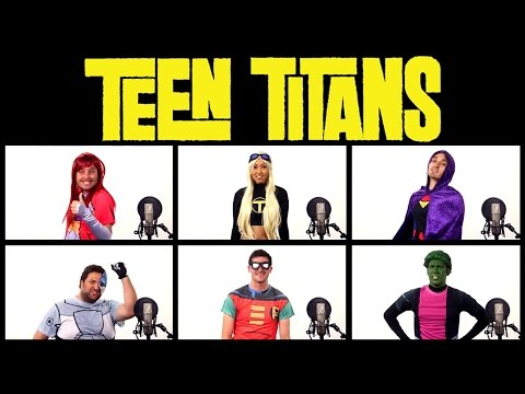 TEEN TITANS THEME