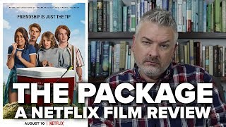 The Package (2018) Netflix Original Movie Review - Movies & Munchies