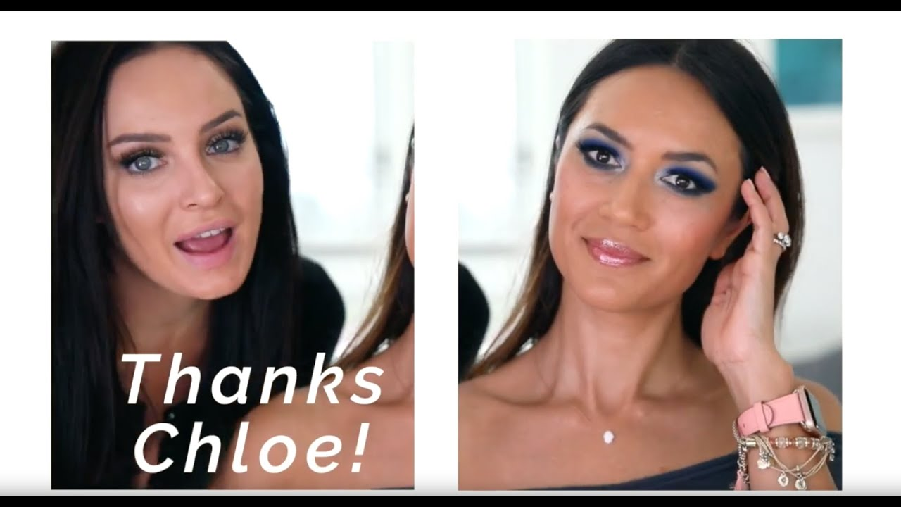 Chloe Morello Does The KK Look On Bianca Cheah