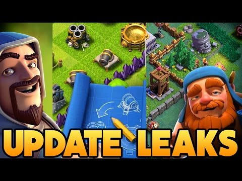 Thumbnail: Clash of Clans | Huge Update Official Leaks!! - Defence Modification, Weird New Night World Island!