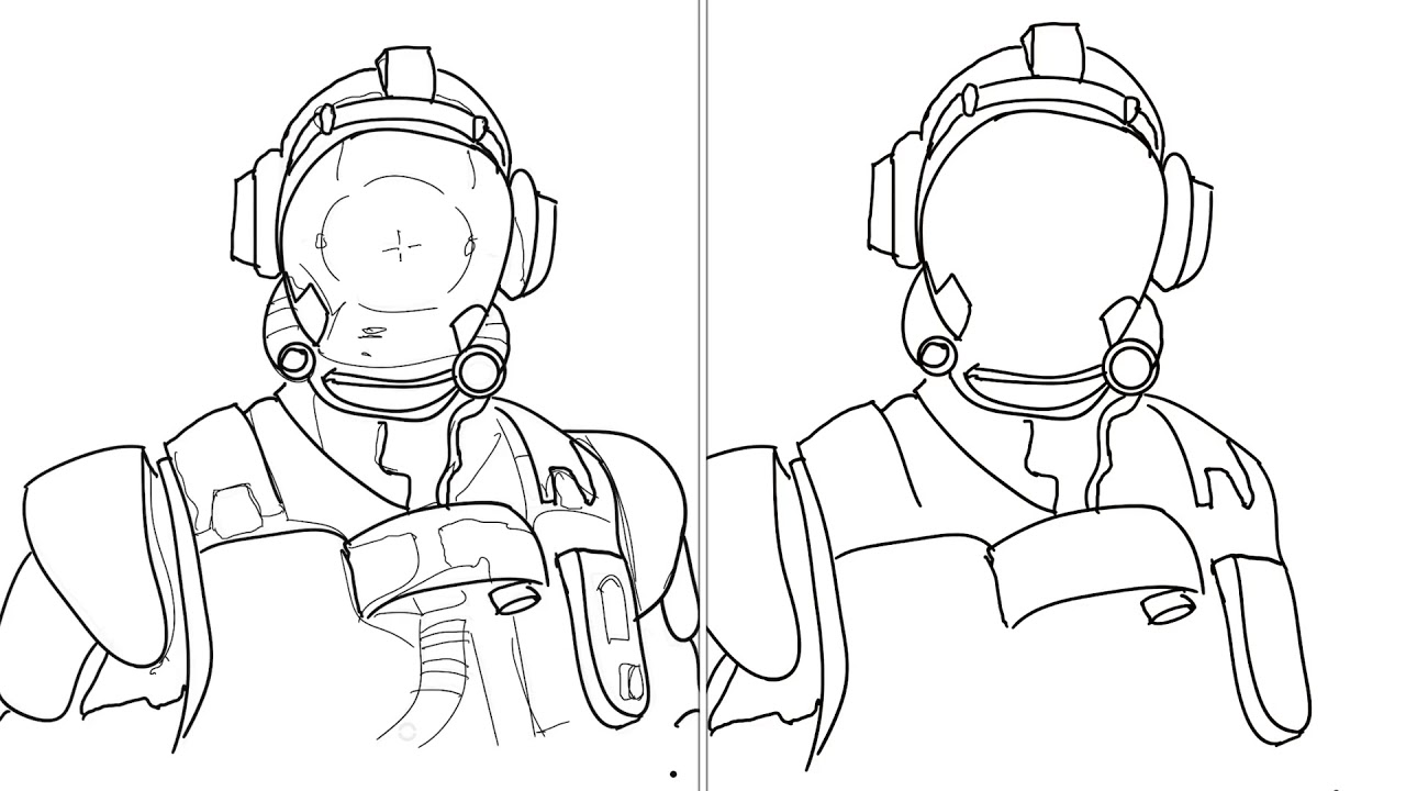 Dibujos Para Colorear De Fortnite: Image Of Fortnite Para Colorear Deriva Cómo Dibujo A