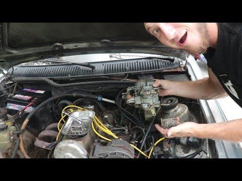 Restaurando el Carburador